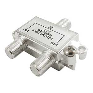 CATV Splitters Amplifiers SCP Structured Cable Products CAT5 CAT6 CAT7 HDMI