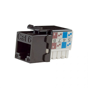 Keystone Jacks SCP Structured Cable Products CAT5 CAT6 CAT7 HDMI