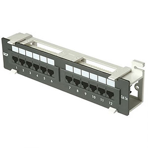 Patch Panels Brackets SCP Structured Cable Products CAT5 CAT6 CAT7 HDMI
