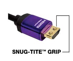 Premium Certified - Ultra Violet PREMIUM CERTIFIED HDMI CABLE 4K Ultra HD displays Content Home Theaters Commercial Installations