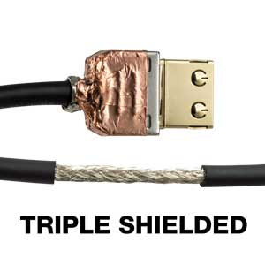 Premium Certified - Ultra Slim PREMIUM CERTIFIED HDMI CABLE 4K Ultra HD displays Content Home Theaters Commercial Installations
