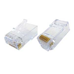 EZ RJ45 Plugs Coouples SCP Structured Cable Products CAT5 CAT6 CAT7 HDMI
