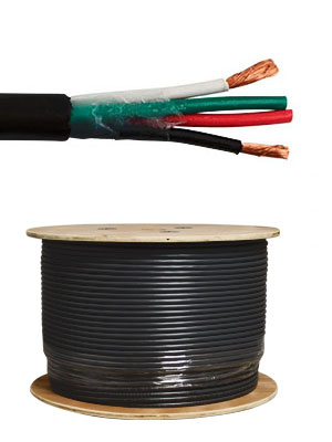 Direct Burial Landscpape Bulk Cables SCP Structured Cable Products