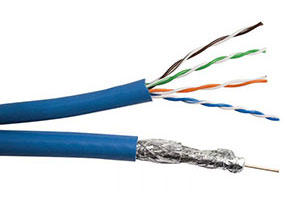 Bulk Cables Structured-Composite SCP Structured Cable Products CAT5 CAT6 CAT7 HDMI Cables