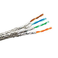 Bulk-Cables CAT7A LSZHLOW SMOKE ZERO HALOGEN 10GBASE SCP Structured Cable Products
